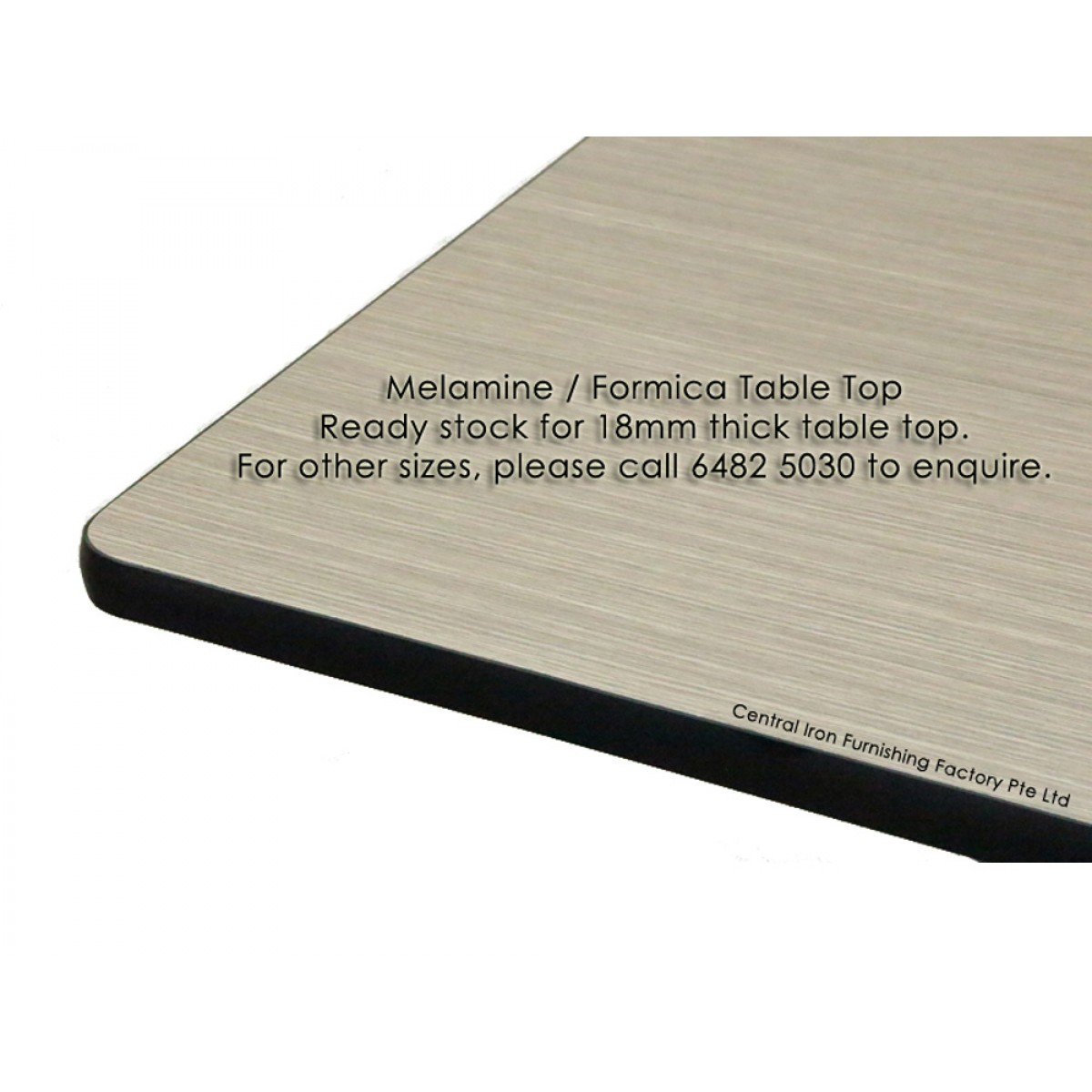 Melamine Formica Table Top